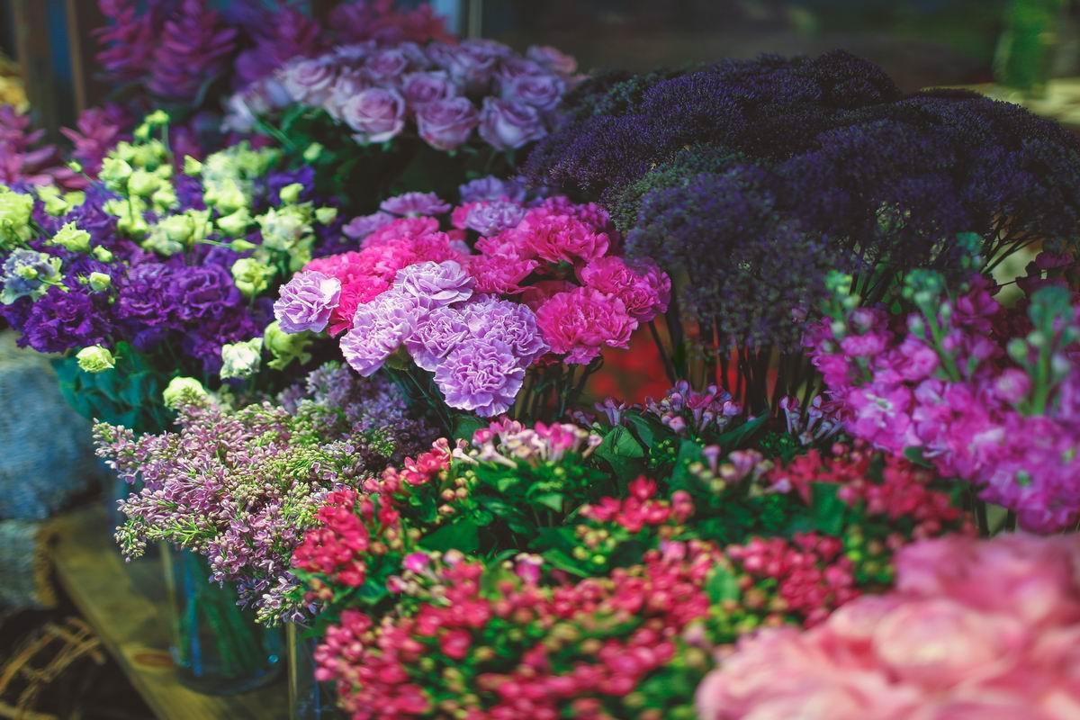 Faites livrer vos fleurs au Portugal et à Bruxelles!